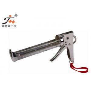 China Le pistolet à calfeutrer résistant multi manuel du but 10oz Chrome a plaqué on sale