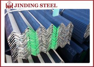China less 10% tolerance hot rolled angel steel ss400/q235/a36 grade by fast shipment on sale