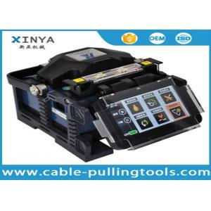 China Digital Fusion Splicer Machine Fiber Optic Cable Tools ALK -88 With Optic Fiber Cleaver on sale