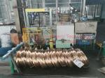 High Speed Steel Wire Coil Packing Machine / Powerful Ring Wrapping Machine