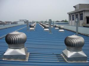 China 1000mm Roof Top Extractor Fan Blower on sale
