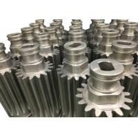 Durable Mechanical CNC Turning Parts Non - Standard For Heavy Equipment