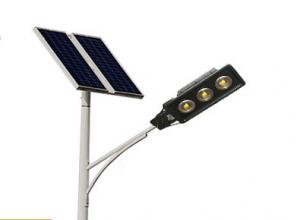 China Outside Solar Powered Led Street Lights 40W DC12V With High Lumen on sale