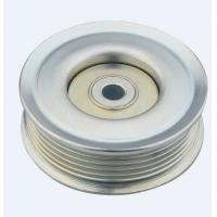China Acid Resistance Drive Belt Idler Pulley , Toyota Car Engine Pulley T36448 MD312403 on sale