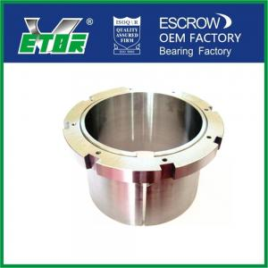 China Precision Chrome Steel Adapter Sleeve Bearing H209 H210 For Machine on sale