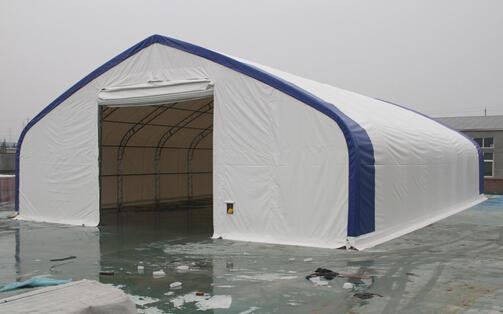 Xl-7020028 Fabric Storage Building