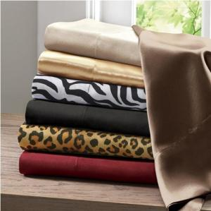 China Microfiber Twin Linen Bed Sheets / Solid Changing Pad Cover For Home on sale