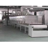 Microwave Dryer for yarn packages