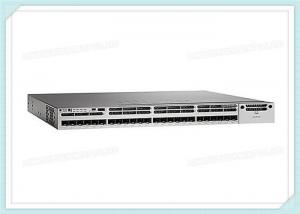 China Cisco Switch WS-C3850-24XS-E Catalyst 3850 Switch SFP+ 24 SFP/SFP+ - 1G/10G - IP Services on sale
