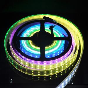 China DC12V TM1812 Dream Color Strip Light IP67 Waterproof 120leds/M SMD5050 Led Tape Light on sale