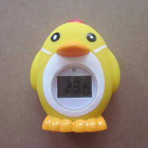 China 2016 Hot Sales custom make cartoon bear baby bath toy water temperature thermometer on sale