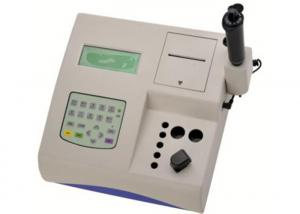 China Semi Automated Coagulation Analyzer Coagulism Surgical Coagulometro Semi Auto Analyzer on sale