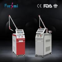 China US imported laser gun,high and steady laser output,pure metal body,Forimi Q switch ND Yag Laser Machine on sale
