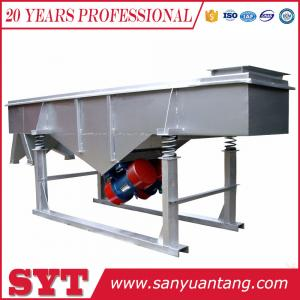 China efficiency industrial powder vibro sifter equipment for herbal powder on sale