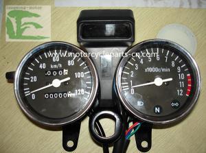 China Motorcycle Meter Suzuki Motorcycle GN125 Speedometer / tachometer oil table on sale