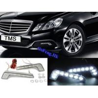 Vibration resistant car led daytime running lamp, double Insulation