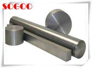 China 99.99% Purity Nickel 201 , Corrosion Resistance Ni 200 Wire / Plate on sale