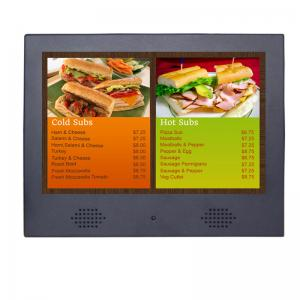 China Shopping Mall Led Backlight Wall Mounted Digital Signage Players on sale