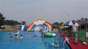 China 2015 biggest commercial inflatable water slide for adult/giant Inflatable water slide for sale on sale
