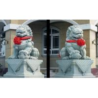 flying lion sculpture for outdoor decoration