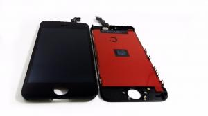 China 326ppi Apple Cracked Iphone 5 Screen Repair Parts For Replacement Faulty Display on sale
