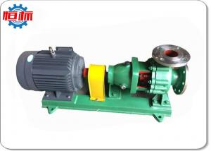 China Stainless Steel Chemical Transfer Pump Electric Motor For Hot Water Circulation on sale
