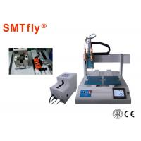 Multi Unit Rotary Installing Screw Tightening Machine Six Axis Step Motor Driver