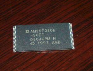 China AM29F080B-90EI - Advanced Micro Devices - 8 Megabit (1 M x 8-Bit) CMOS 5.0 Volt-only, Uniform Sector Flash Memory on sale