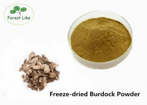 China High Value Vegetables Freeze-dried Powder Burdock Powder Natural on sale