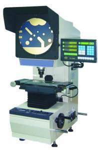 China 0.5 um Resolution Optical Profile Projector Surface Measuring 200 mm 110V / 220V on sale