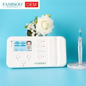 China Newest Permanent Makeup Machine Kit With Cartridge needle For Eyebrow Tattoo on sale