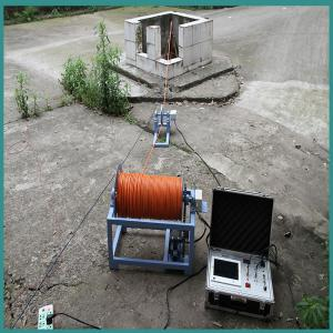 China 0~2000m Water Well Inspection Camera and CCTV Borehole Camera on sale