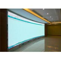 Wall led screen MBI5024 driver IC LED Video Walls 5mm Pixel Pitch Indoor HD 3G Wireless Control