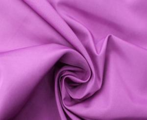China PA Coated Shiny Polyester Fabric , 170T 100% Polyester Fabric By The Yard supplier
