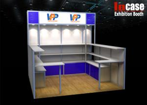 Exhibition Stand For Sale : Recyclable modular exhibits aluminum frame exhibition display
