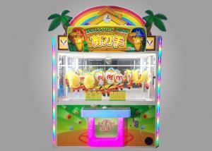 China Kids Gift Doll Arcade Claw Machine Plush Toy Scissors Feiloli Kits For Bars on sale