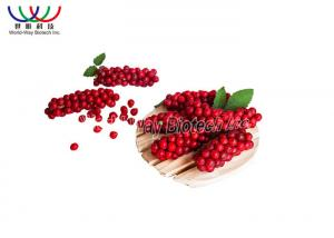 China Medical  Schisandra Chinensis Extract Anti - Aging For Boosting Liver Function on sale