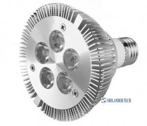 China Energy Saving White Color 5W / 50000 hours / 6500K / 15 degree E27 LED Spot light on sale