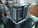 1.6x1.2m Miniature Building Models Abs Acrylic Material For Exhibition