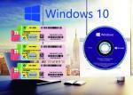 Customizable FQC Win 10 Pro COA Sticker Full Version Online Activate