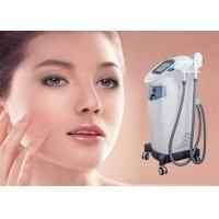China Professional Hair Removal Laser Equipment , IPL Rf Hair Removal Devices For Face on sale