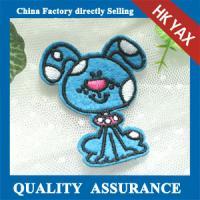 China China Manufacturer embroidery iron on patches,best quality iron on embroidery patches on sale
