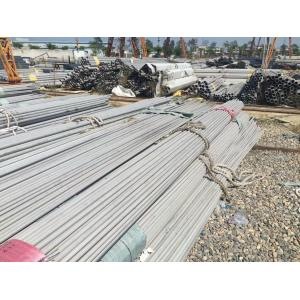 China EN10216-5 Seamless Stainless Steel Tube Pipe Grade 304 316L 310S 321 1.4301 1.4462.etc on sale