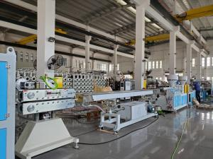 China High - Pressure Gas Hose , Water Delivery Network Hose Extrusion Machine , Low Temperature Resisting on sale