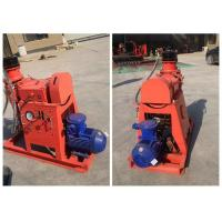 Easy to Operate Geological Drilling Rig Machine For Core Borehole Drilling