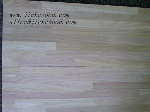 China Rubber Wood Finger Joined Boards ,furniture panel on sale