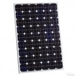 120 Watt Residential Solar Power Panels Harsh Weather Excellent Performance