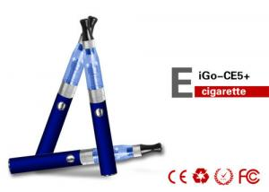 China Custom 1.6ml CE5 Electronic Cigarette Clearomizer For Lady , 14mm EGO E Cig on sale