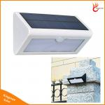500 Lumen Solar Lamp Motion Sensor Solar Light Outdoor Solar Garden Light