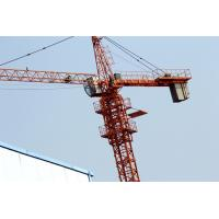 QTZ63 Top Kit Construction Tower Crane , building site cranes ISO CE Cetificate